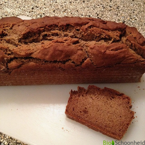 Bananenbrood recept: lekker en glutenvrij
