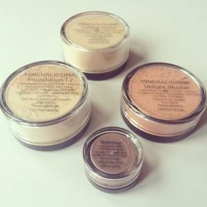 Natuurlijke make-up: Mineralissima