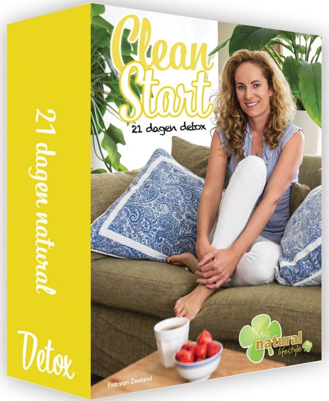 clean start 21 dagen detox