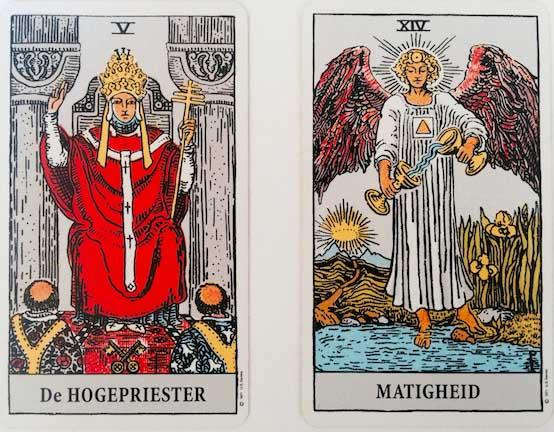 hogepriester gematighedi